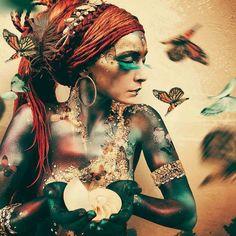 Artistic Nude fotokunst op plexiglas - Metropole Art
