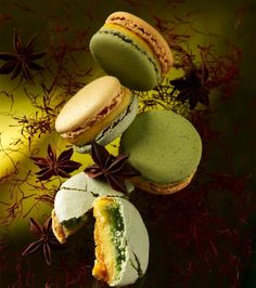 Pierre Hermé - Macarons Les Jardins