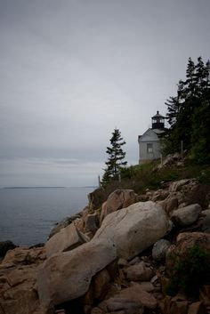 Bass Harbor Head light - Maine - USA (von life is good (pete))