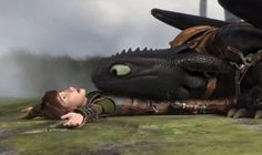 How to Train Your Dragon 2 Trailer: What Happened Here?