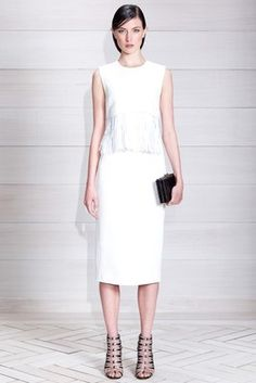 Jason Wu Resort 2014 Collection - Elegant, playful and modern, the new collection from Jason Wu for the resort 2014 season is filled with eye-candy. Have a look!