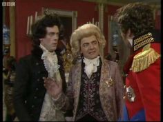 The Duke of Wellington arrives to challenge the Prince to a duel, unaware that he and Blackadder have exchanged places. Hilarious clip taken from the classic BBC comedy Blackadder. Watch more high quality videos on the new Comedy Greats YouTube channel from BBC Worldwide here: http://www.youtube.com/BBCComedyGreats
