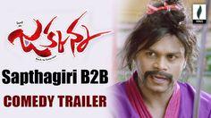 Sapthagiri B2B Comedy Trailer || Jakkanna Movie Trailer -Venusfilmnagar