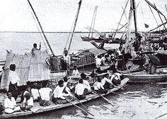 เรือประมงที่ปากน้ำ