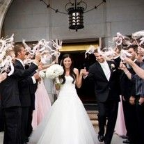 200 Wedding Wands You choose your colors With Out Bells Two Streamers