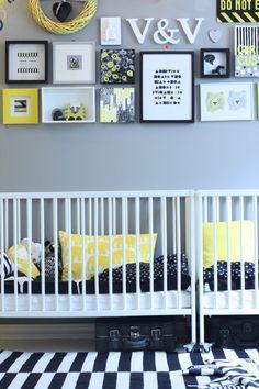Elefantti - Kesällä kerran | Divaaniblogit Stylish Kids, White Bedding, Baby Elephant, Baby Room, Cribs, Nursery Ideas, Room Ideas, Baby Kids, Kids Room