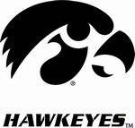 Iowa Hawkeye's Stencils