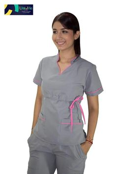 Ambos Cute Scrubs, Scrubs Uniform, Medical Uniforms, Nursing Jobs, Nurse Life, Scrub Tops, Caregiver, Roxy, Fashion Outfits