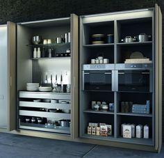 Image result for kitchen pocket doors