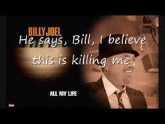 billy joel....piano man