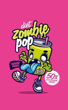 Zombie pop!!