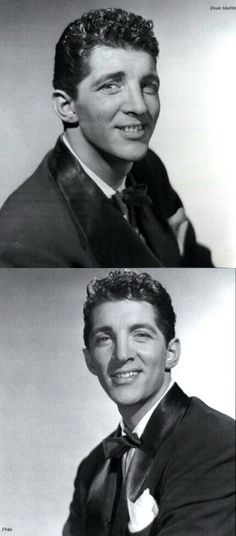 1946 Dean Martin, age 29. TWENTY-NINE??? OH MY GOODNESS GRACIOUS HE'S GORGEOUS.
