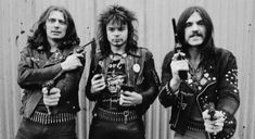"Morre Phil ""Philthy Animal"" Taylor, ex-Motörhead 