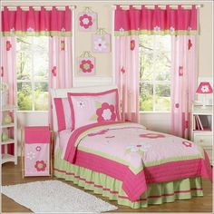 Flower Themed Rooms for Little Girls Blooming with Joy! | Amazing Interior Design de dormitorios