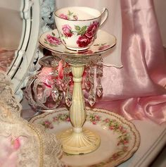 Another sweet teacup light