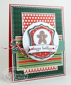 Happy Holidays by candylou - Cards and Paper Crafts at Splitcoaststampers