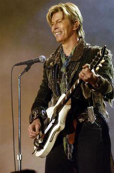 David Bowie, Reality Tour, 2003/2004.
