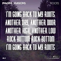 Roots- Imagine Dragons please give credit @heyjak2345 (Michaela )