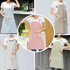 Household Cleaning Household Cleaning Protections Search For Flights Diniwell Denim Apron With Pockets Coffee Waiter Hanging Neck Work Apron Kitchen Cooking Bbq Cleaning Supplies For Man Women