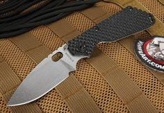 Strider Knives SNG GG Black Folding Knife - Next