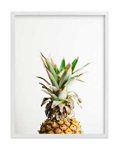 """""""Pining for Pineapple"""" - Photography Limited Edition Art Print by Joni Tyrrell. Tropical Photographs, Wall Art Prints, Fine Art Prints, Pineapple Art, Pineapple Pictures, Pineapple Wallpaper, Pineapple Express, Art Mural, Illustrations"""