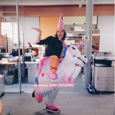 Inflatable unicorn trang phục carnaval công chúa trang phục suit đảng fancy dress halloween purim đi xe trang phục trẻ em phụ nữ nam giới trưởng thành