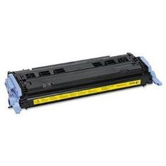 Xerox Hp Yellow Laserjet 2600 1600 Q6002a