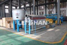 Pulper Equipment Vertical Hydrapulper