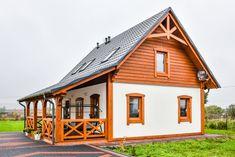 Dom drewniany PRAGA I - Filian Domy Drewniane