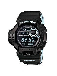Casio G-Shock GDF-100BTN-1ER 2012/13    www.boarders-project.com