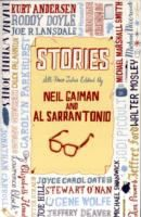 Stories: All New Tales edited by Neil Gaiman and Al Sarrantonio. Stories is a groundbreaking anthology that reinvigorates, expands, and redefines the limits of imaginative fiction and affords some of the best writers in the world - from Peter Straub to Jodi Picoult.