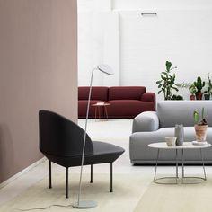 Conçu par Anderssen & Voll, Connect est un système de canapé modulable, Edité par Muuto, #muuto #design #interior #canapé #salon #inspiration