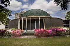 Burke Baker Planetarium in Houston