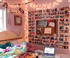 Cute walls   via Tumblr