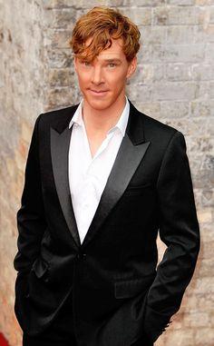 Benedict Cumberbatch: hottest-ginger-men