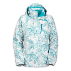 7570105a7b The North Face Women s Jackets  amp  Vests WOMEN S SNOW COUGAR PRINT JACKET  North Face Women