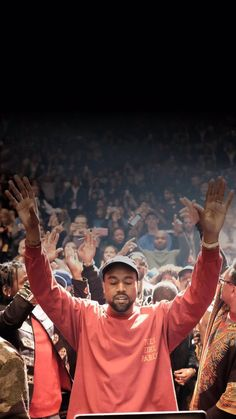 For those who want to have Kanye as their background