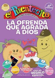 Revista El Puentecito nº 318  Cruzando la vida con Jesús.