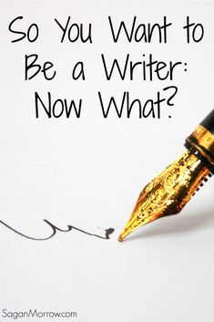 So you want to be a writer... NOW what?! Find out my best tips for becoming a writer (based on my years of experience as a professional writer & blogger!). This article includes the cold, hard truth that no one's told you yet about writing... and it will help you become a GREAT writer. freelance writing, how to freelance write #freelancer #freelance #writer