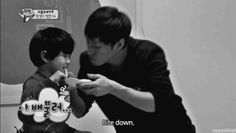 *cuteness* Father and daughter ~ Tablo x Haru