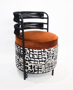 TheUrbanative& 2018 collection is inspired by traditional African hairstyles - Desig . - TheUrbanative& 2018 collection is inspired by traditional African hairstyles – Design Milk - Design Furniture, Unique Furniture, Contemporary Furniture, Chair Design, Furniture Decor, Tyre Furniture, Furniture Stores, Cheap Furniture, Outdoor Furniture
