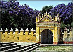 Convento de San Gabriel (16th century); Cholula, Puebla