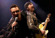 U2 ~ Bono and The Edge, 360 Tour