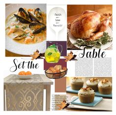 """""""Set The Table"""" by veronicawantscurves ❤ liked on Polyvore featuring interior, interiors, interior design, home, home decor, interior decorating, Oris, Luigi Bormioli and setthetable"""