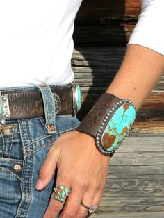 LOVE this cuff and ring!!!