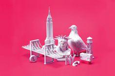 Regional Design Annual by Jessica Walsh, via Behance