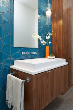 Bathroom remodel ideas on pinterest contemporary bathrooms modern bathrooms and powder rooms Bathroom design company limited