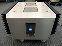 Sony TA-N1 - best amp from Sony ever made! Weight 70+ kg, only 100 units was made, so it is ultra-rare piece of audio industry.