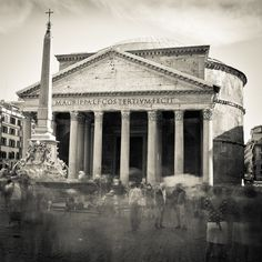 30 sec. of history - Pantheon, Rome