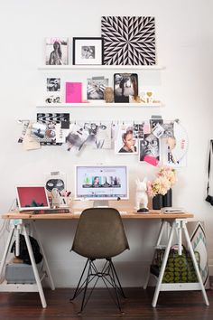 Workspaces so pretty you'll never want to leave them